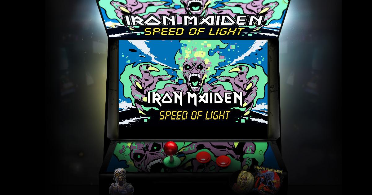 f08fd76d1b9f Iron Maiden: Speed of Light